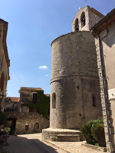 Eglise du XIème siècle